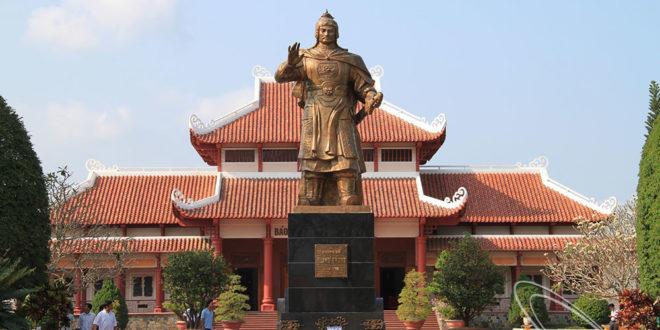 bảo tàng Quang Trung du lịch Quy Nhơn