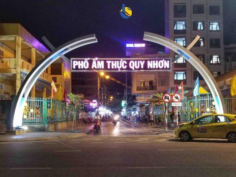 Địa chỉ thưởng thức các món ăn đêm tại Quy Nhơn