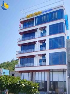 Khách sạn Bình Minh trên đảo Cù Lao Xanh