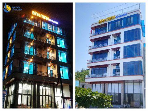 Khách sạn Cù Lao Xanh Quy Nhơn hotel – Khách sạn lớn nhất trên đảo Cù Lao Xanh