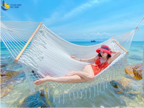 Tour Cù Lao Xanh 2 ngày 1 đêm – Du lịch biển đảo Quy Nhơn