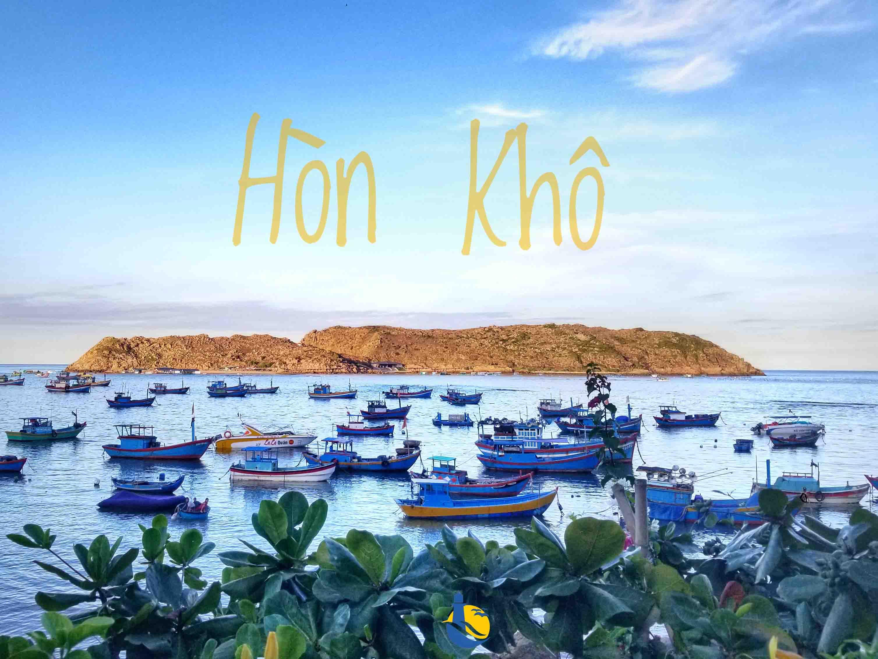 Con đường xuyên biển hòn Khô địa điểm du lịch Quy Nhơn
