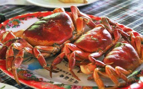 Ăn gì ở Cù Lao Xanh
