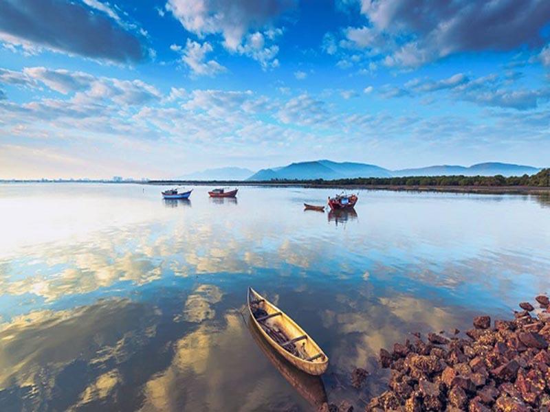 đàm Thị Nại địa điểm du lịch Quy Nhơn