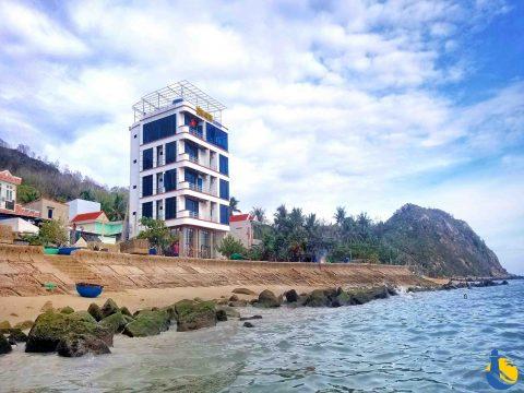 Khách sạn ở Cù Lao Xanh
