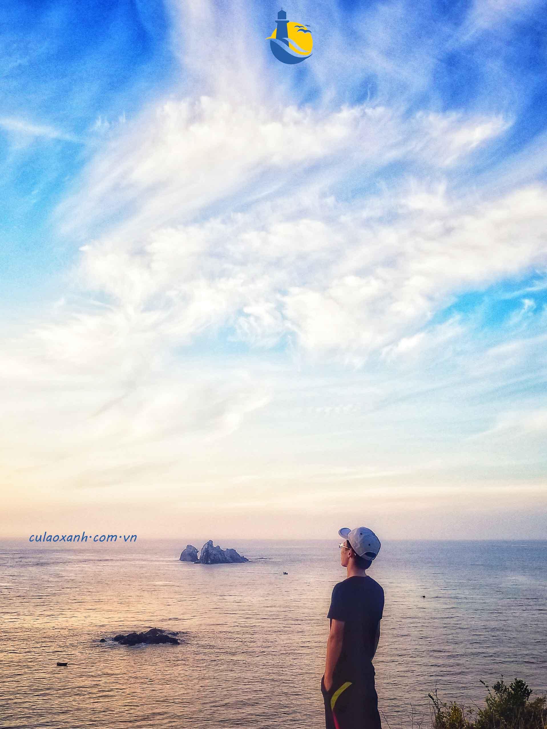 Khám phá vẻ đjep của đá trên đảo Cù Lao Xanh