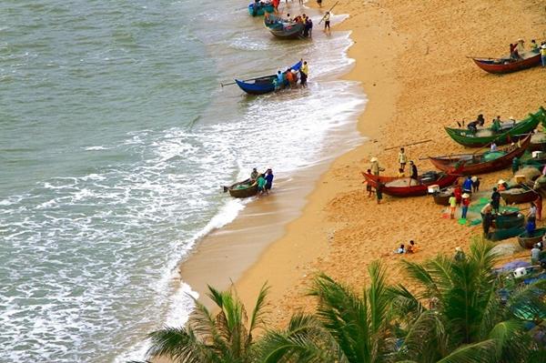 Làng chài Hải Minh địa điểm du lịch Quy Nhơn