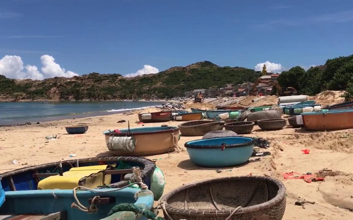 Quy hoạch và bảo tồn giá trị làng chài Nhơn Lý