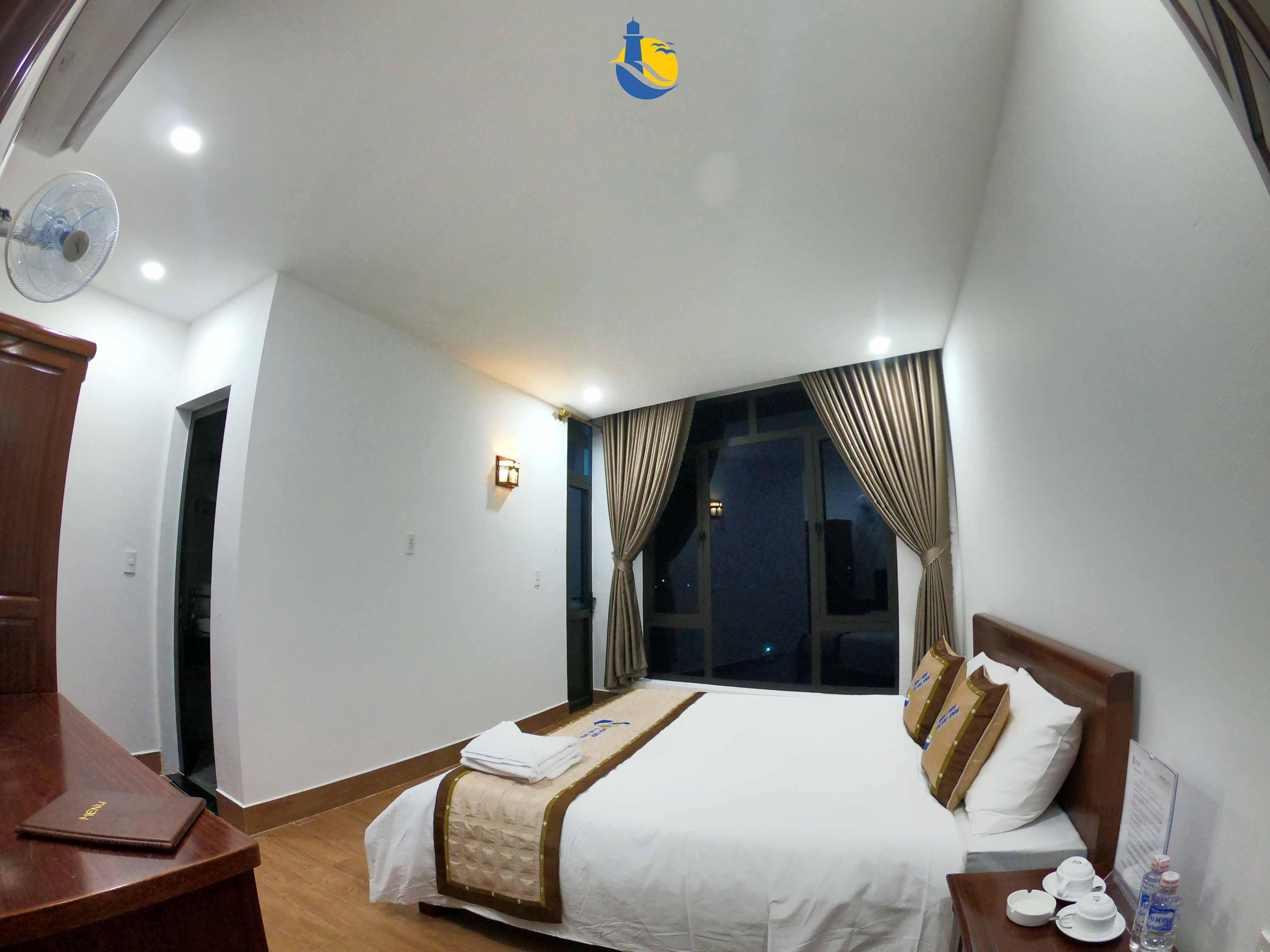 Tại sao giường khách sạn Cù Lao Xanh có nhiều gối