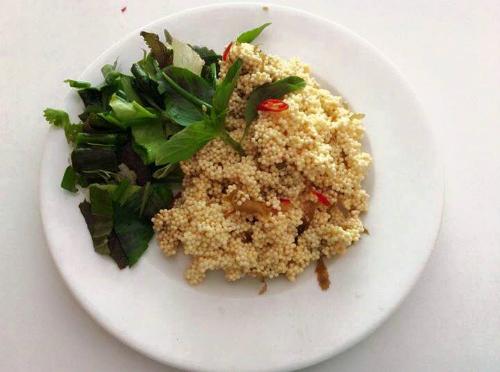 Trứng cá chuồn đặc sản Cù Lao Xanh