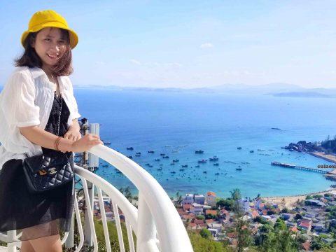Du lịch Cù Lao Xanh mùa nào đẹp nhất