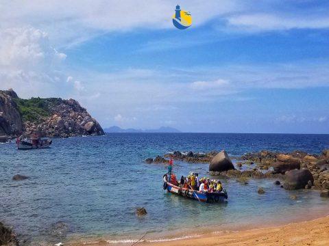 Du lịch Cù Lao Xanh Quy Nhơn 2 ngày 1 đêm Trải nghiệm thú vị dành cho giới trẻ