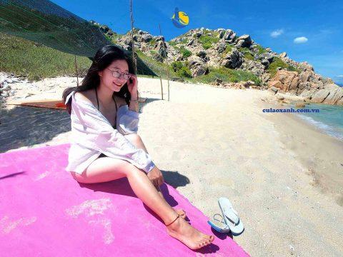 Trải nghiệm tour Cù Lao Xanh hai ngày một đêm của hai cô gái đến từ Tây Nguyên