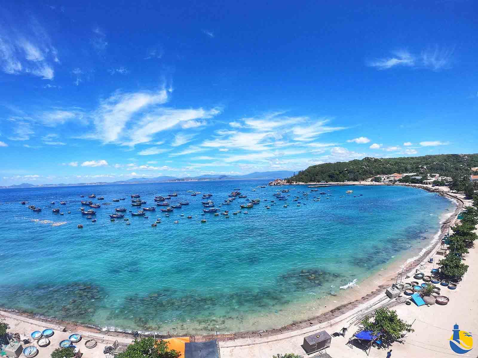 Biển cù lao xanh