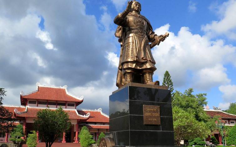 du lịch quy nhơn hình ảnh bảo tàng Quang Trung