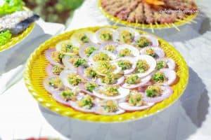 Tận hưởng hương vị biển cả trong tiệc BBQ, tour Cù Lao Xanh Qua Đêm
