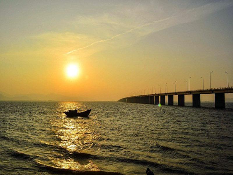 Cầu Thị Nại – cây cầu vượt vượt dài nhất Việt Nam