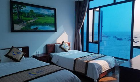 phòng đôi view biển 2