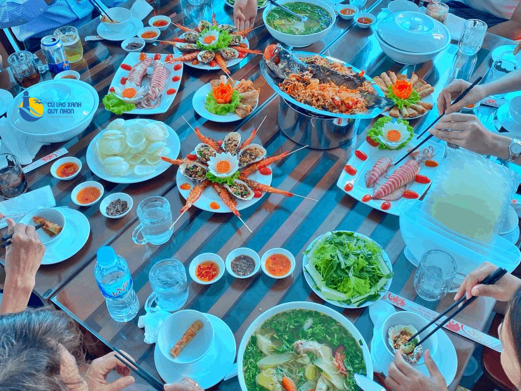 Cu Lao Xanh Tour Trong Ngay 3