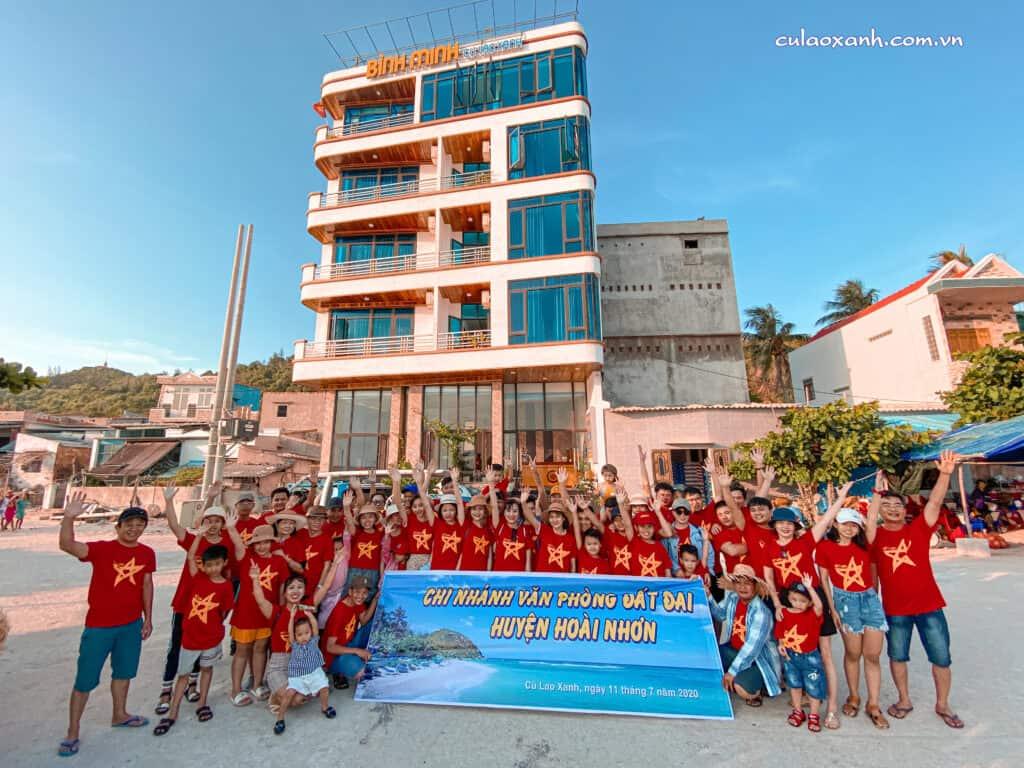 Khách sạn Bình Minh Cù Lao Xanh Quy Nhơn